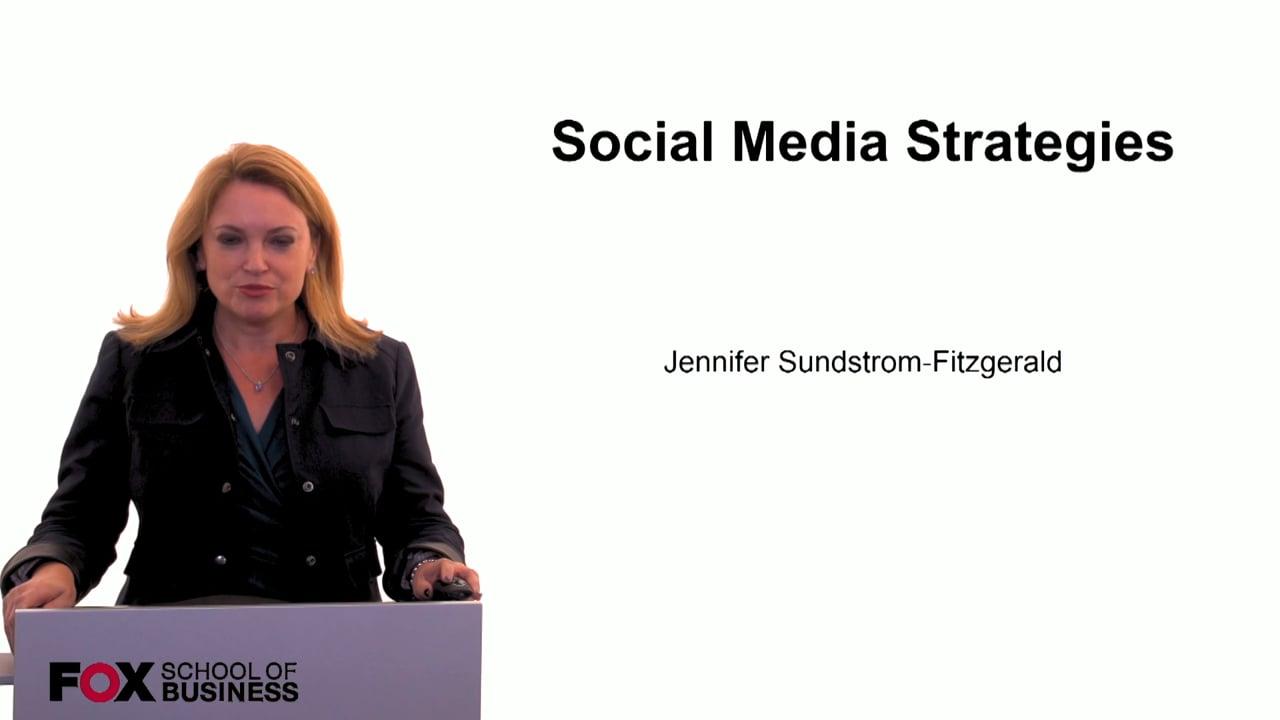 59936Social Media Strategies