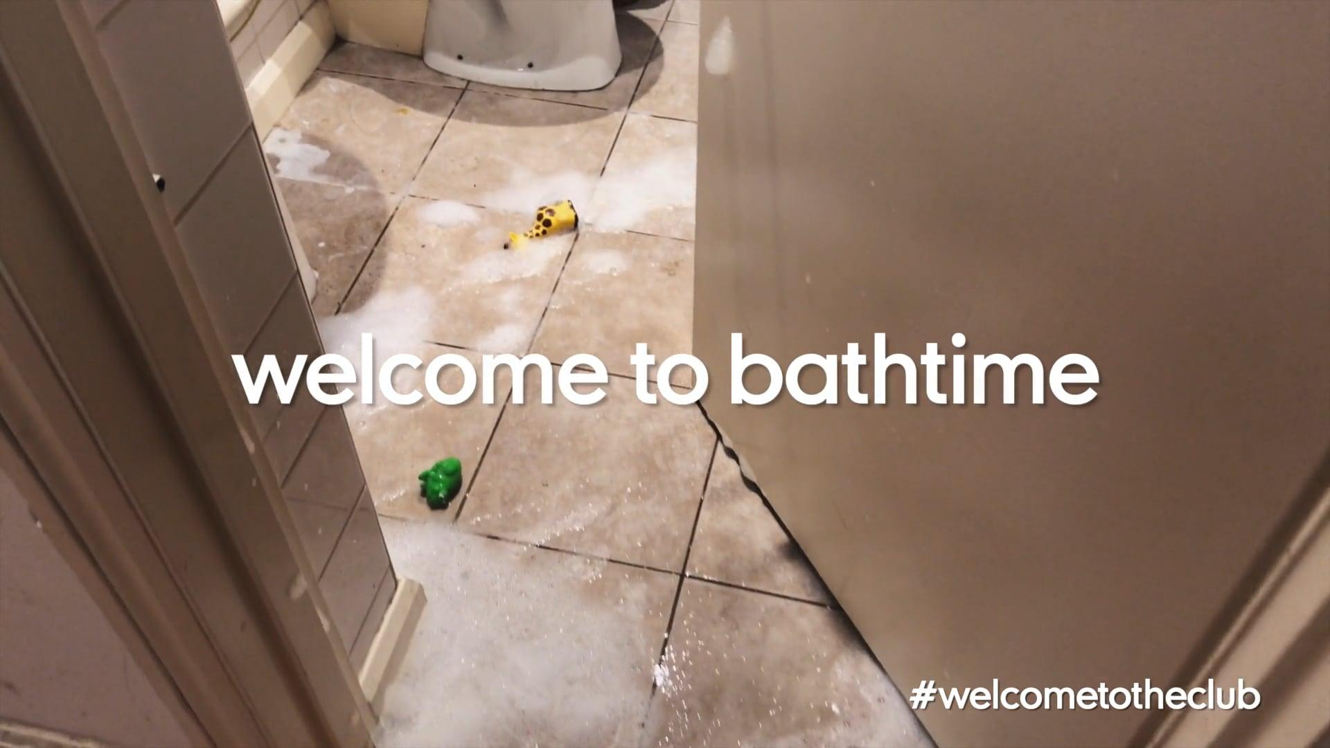 Mothercare Movies Bathtime