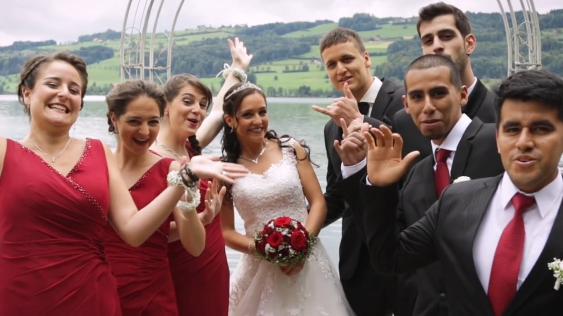 Rodriguez Wedding Highlights