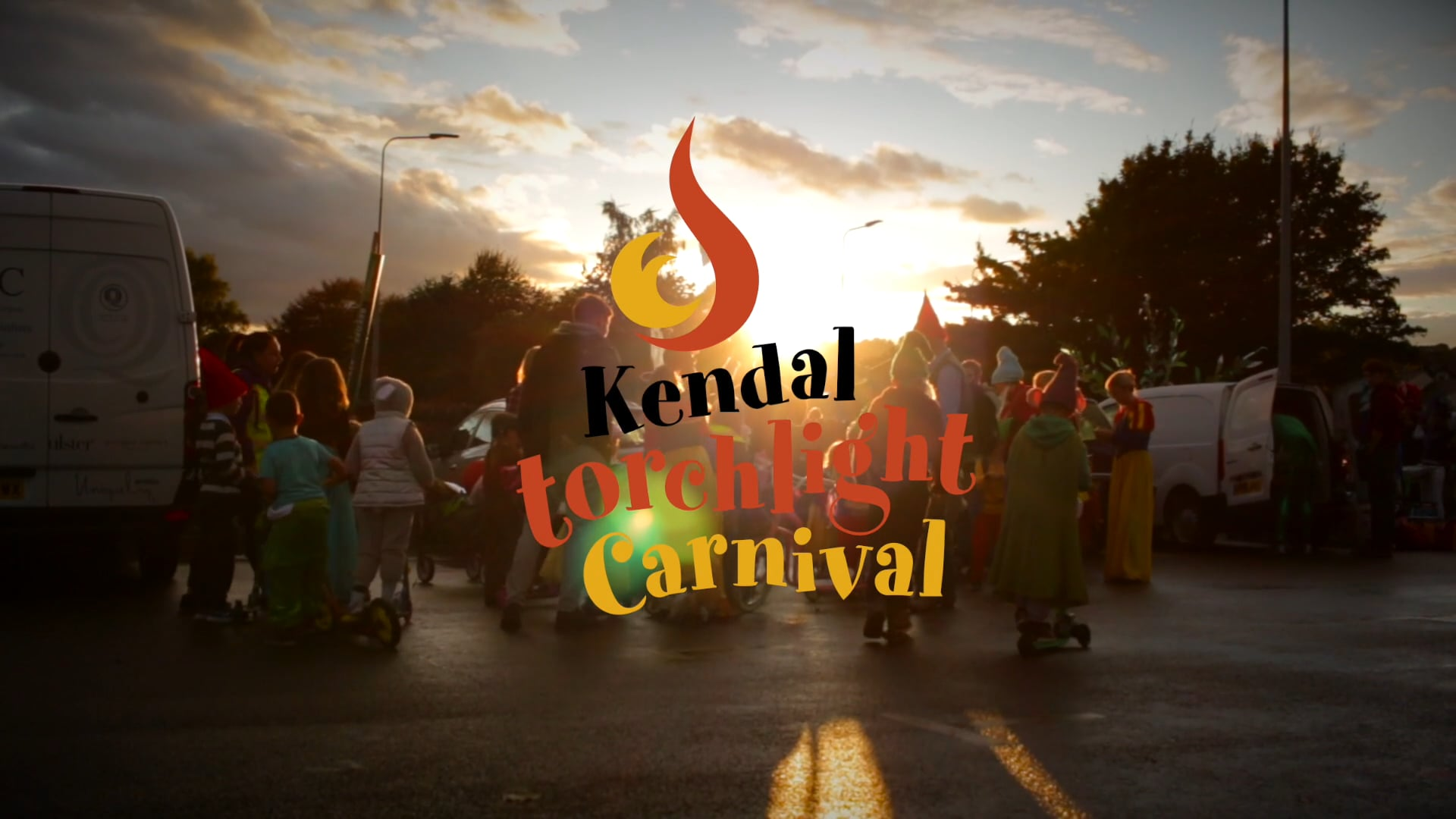 Kendal Torchlight Procession 2017