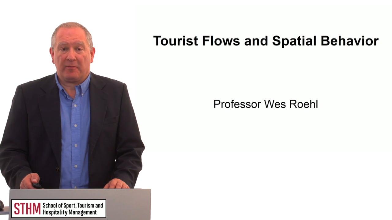 59748Tourist Flows and Spatial Behavior