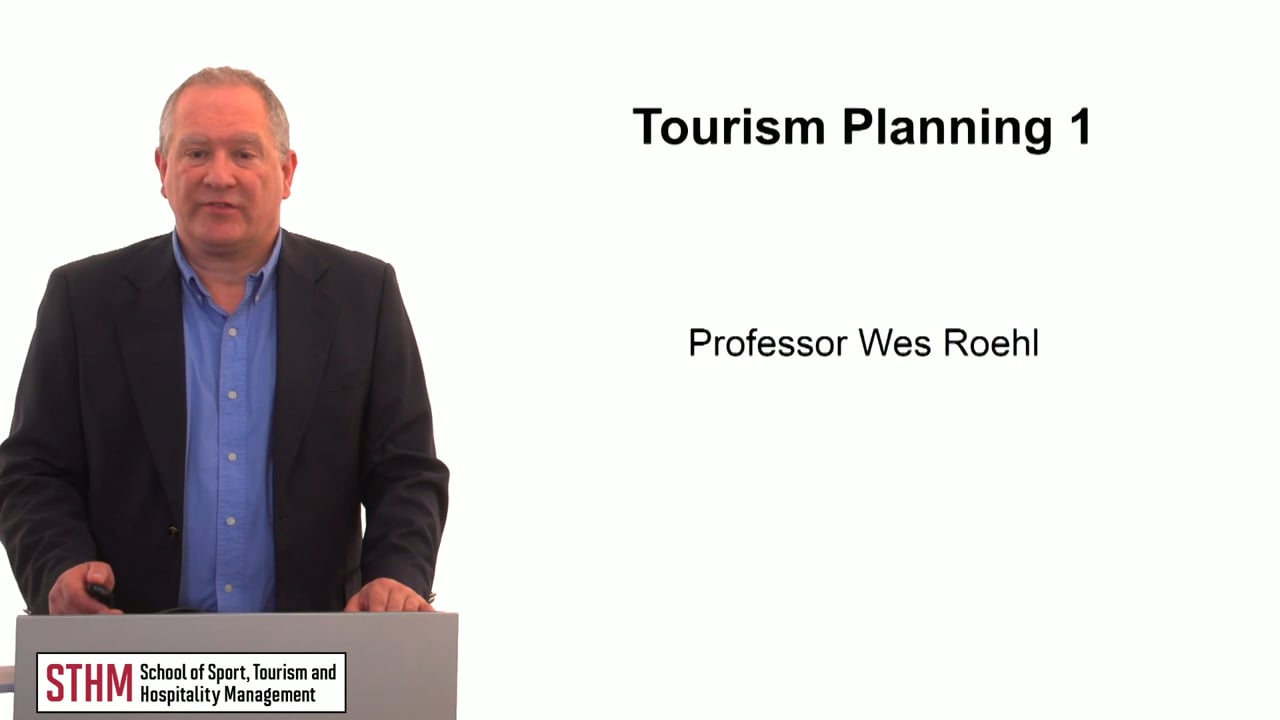 60045Tourism Planning 1