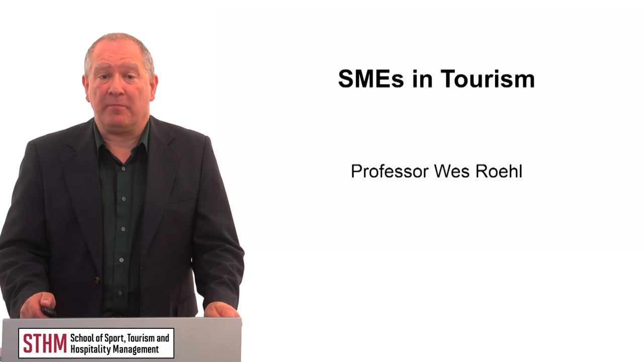59769SMEs in Tourism