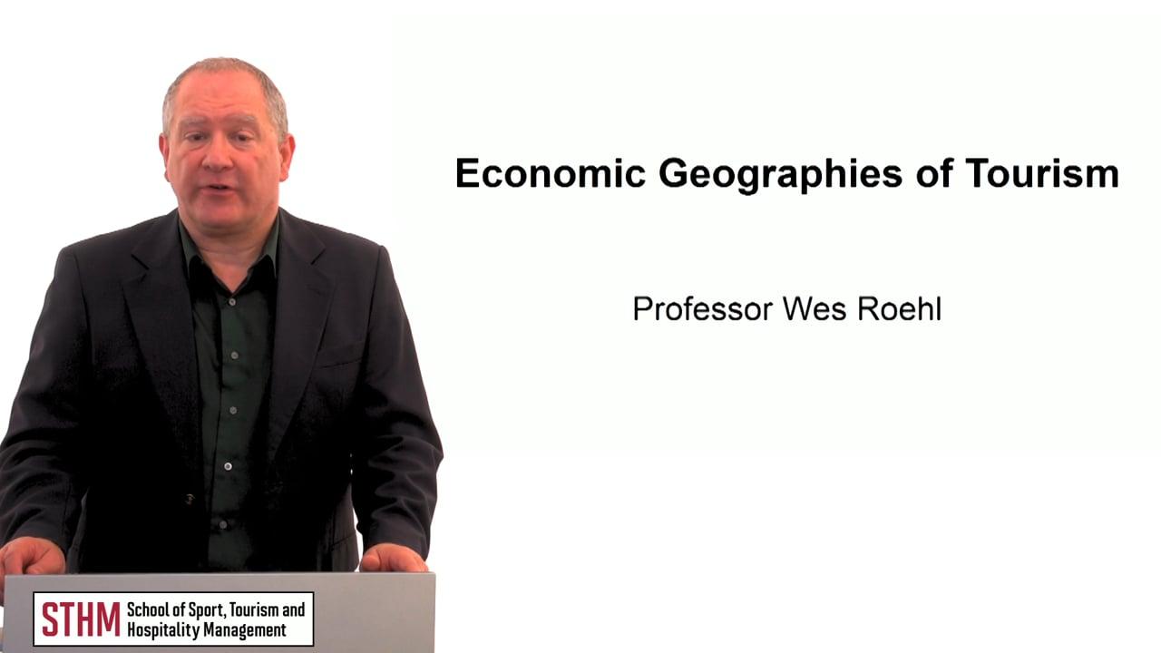 59768Economic Geographies of Tourism