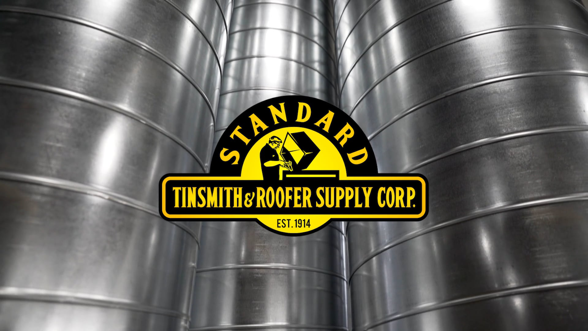 Standard TinSmith - Spiral Duct Industrial Product Video