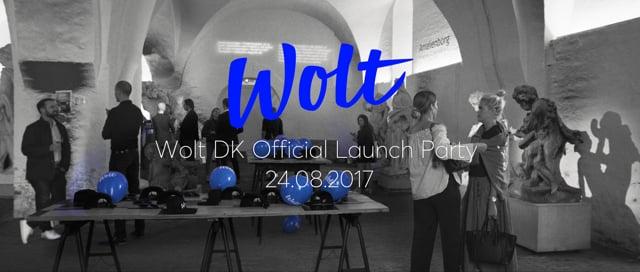 Wolt DK Launch Party 24.08.17