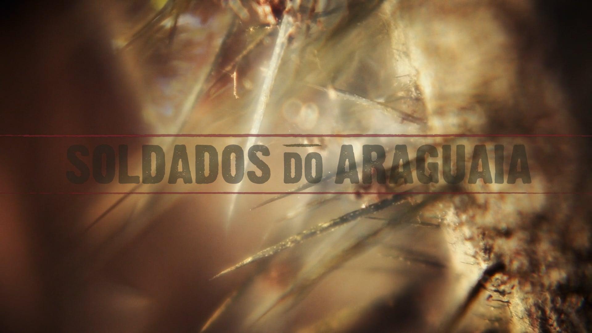 TRAILER - Soldados do Araguaia