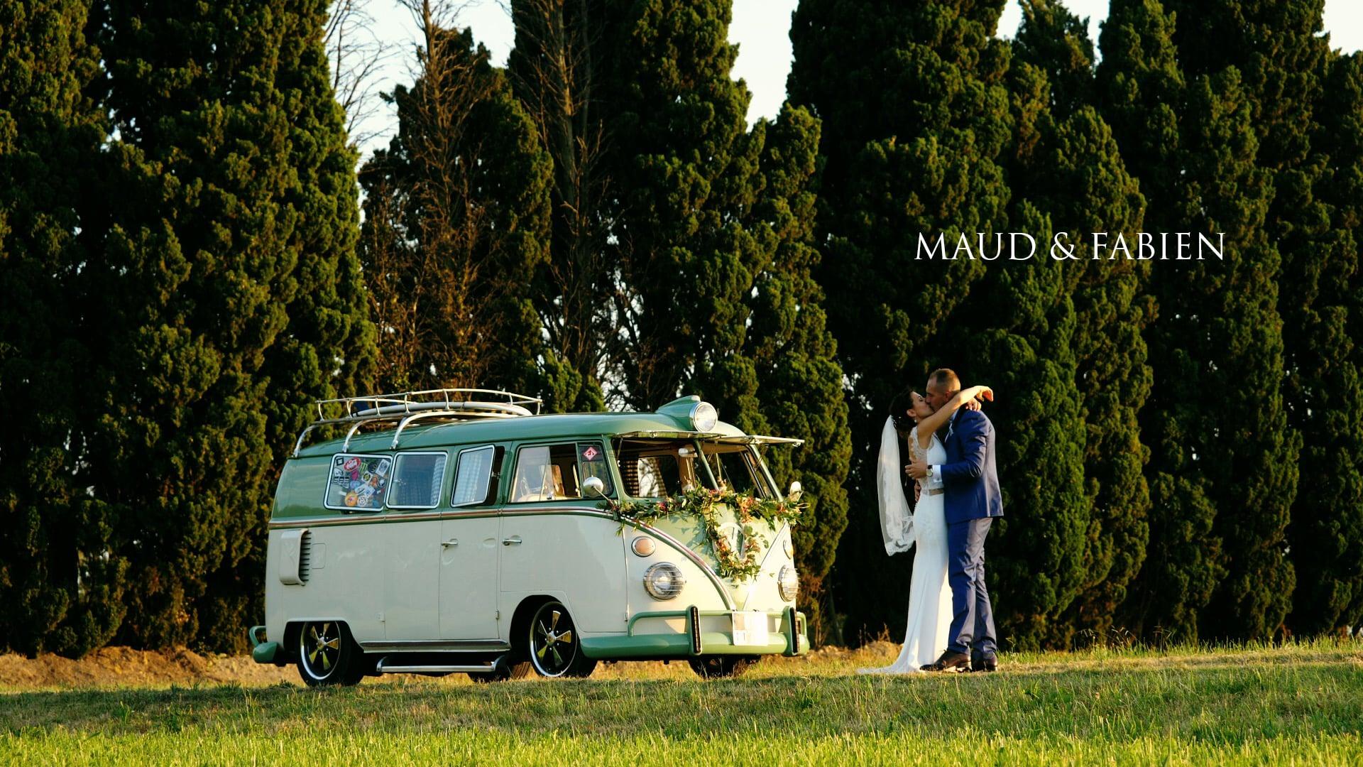 Clip mariage Maud & Fabien