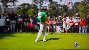 Swing Analysis - Tiger Woods Stinger