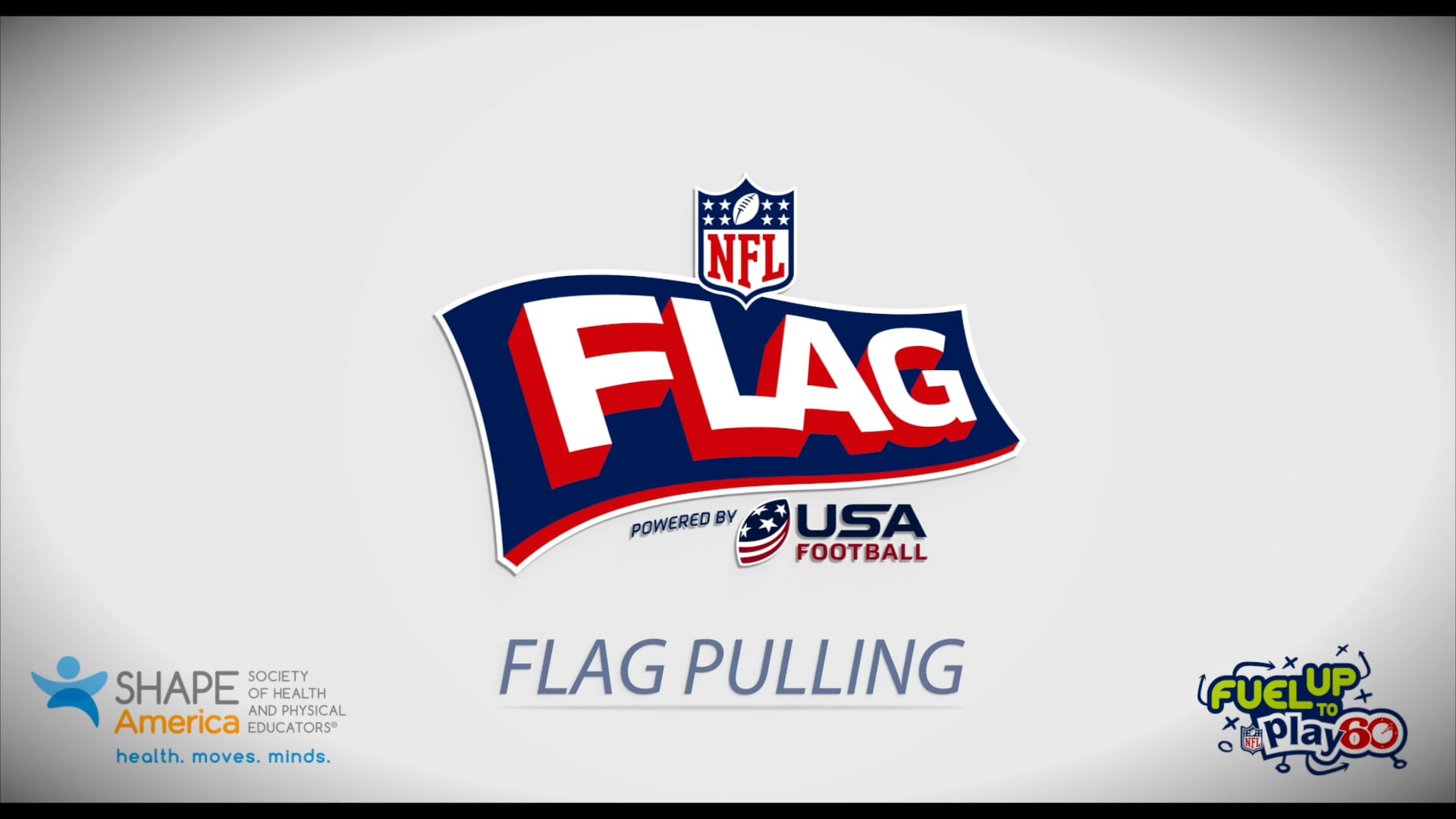 NFL PLAY60 FLAG FOOTBALL: FLAG PULLING