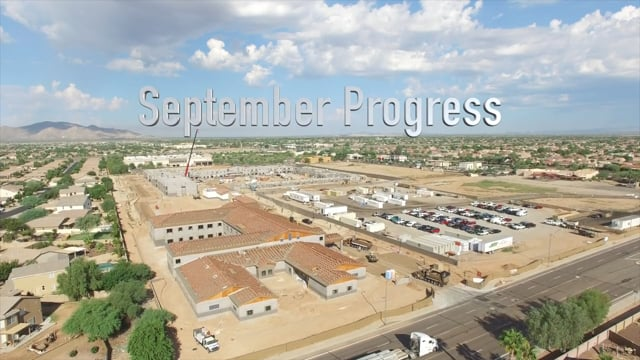 Fellowship Square Surprise: September Progress