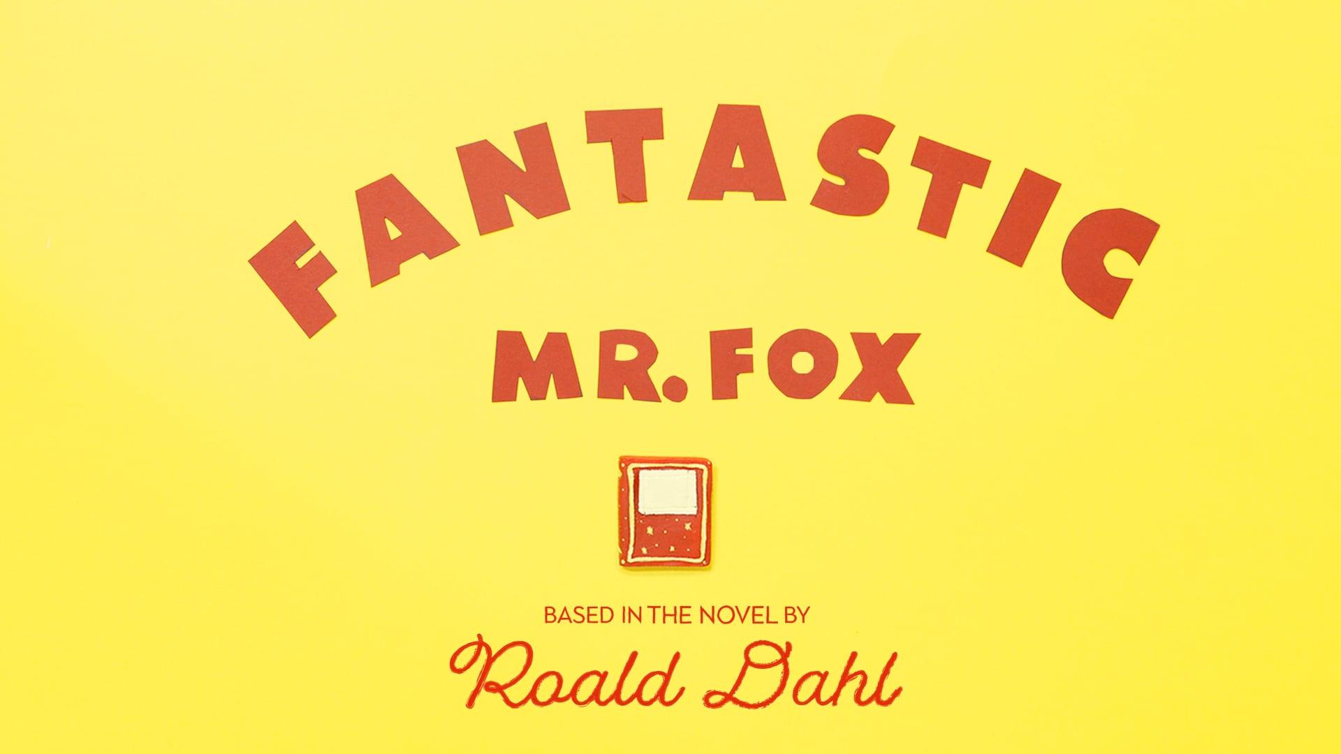 Títulos de Crédito - Fantatic Mr.Fox