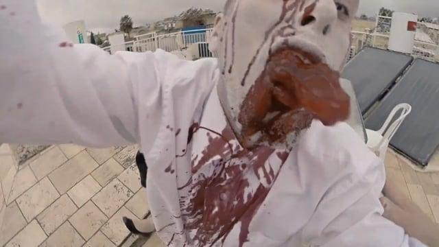 APOCALYPSE/DAWNING OF THE DEAD - Jerusalem Found Footage (Feature Film Segment)
