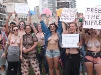 Free The Nipple – Brighton 2017