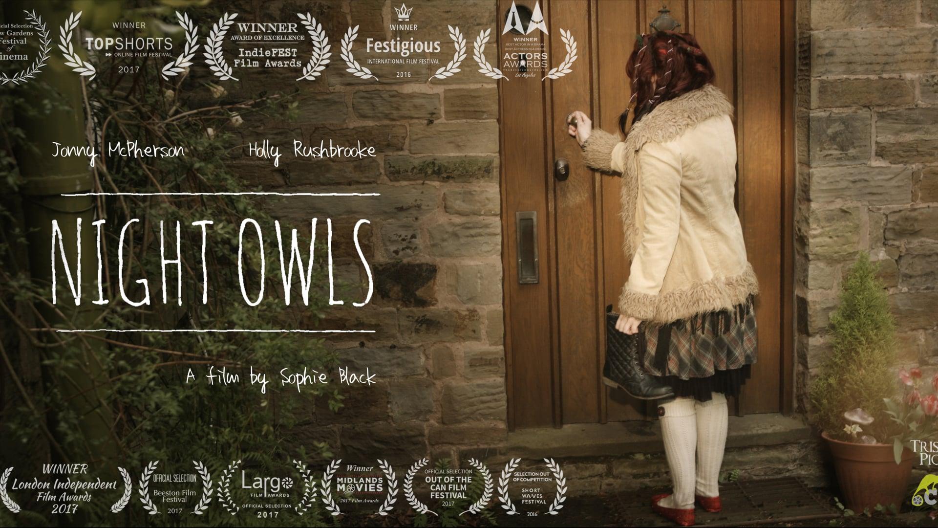 'Night Owls' (2016) - Short Drama Film