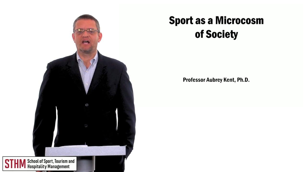 59897Sport as a Microcosm