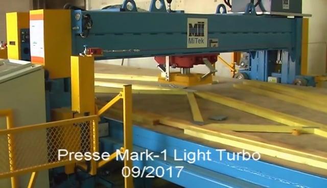 Press Mark-1 Light Turbo