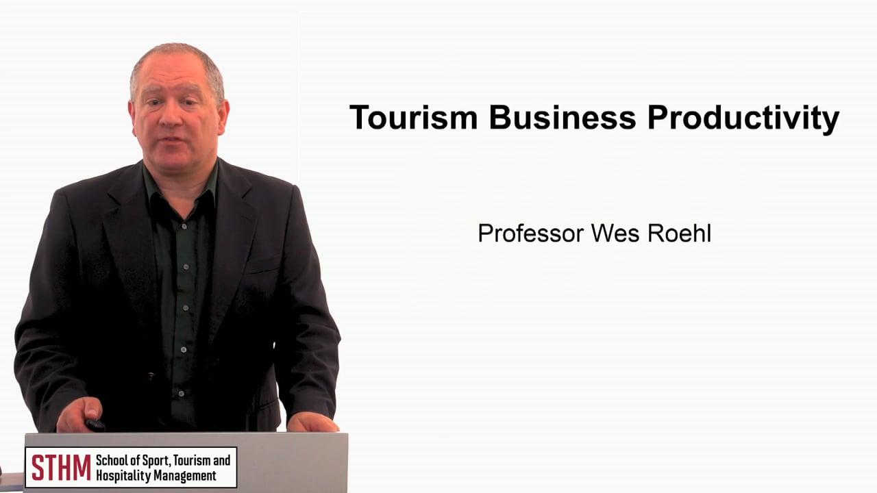 59767Tourism Business Productivity