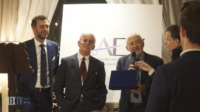 Associazione Avvocati Empoli e Val D'Elsa: premiazioni in occasione del rinnovo direttivo