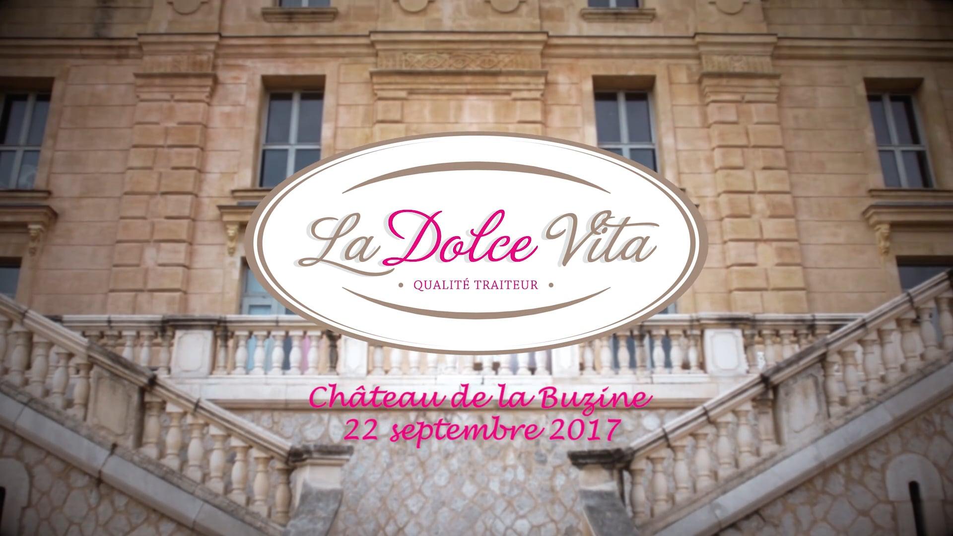 La Dolce Vita - Château de la Buzine - 22/09/2017