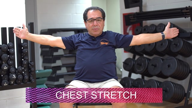 Quick stretches you can do right at your desk