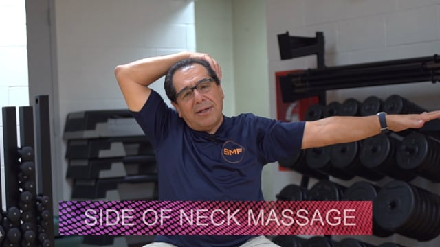 Quick self-massages you can do at your desk