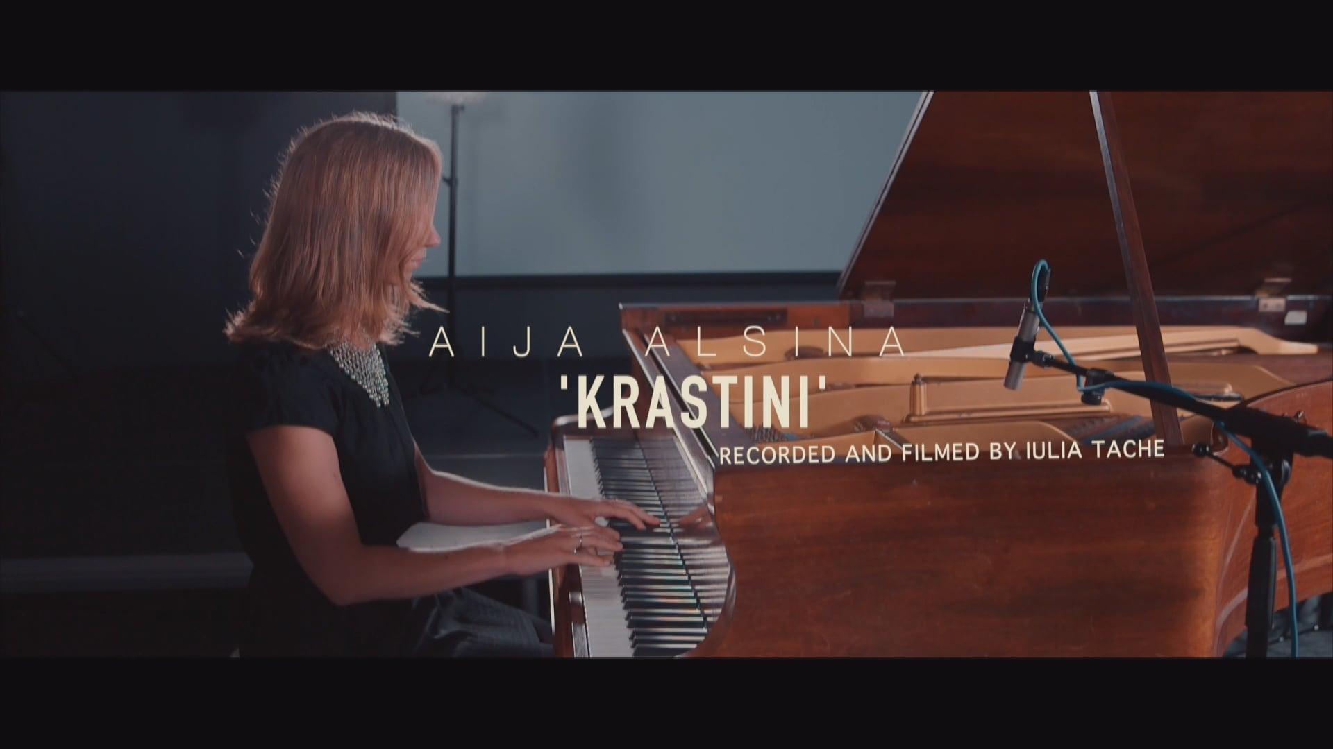 Aija Alsina - Krastiņi (neoclassical solo piano)