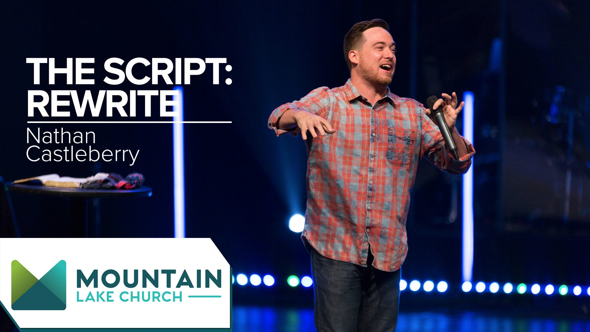 The Script: Rewrite