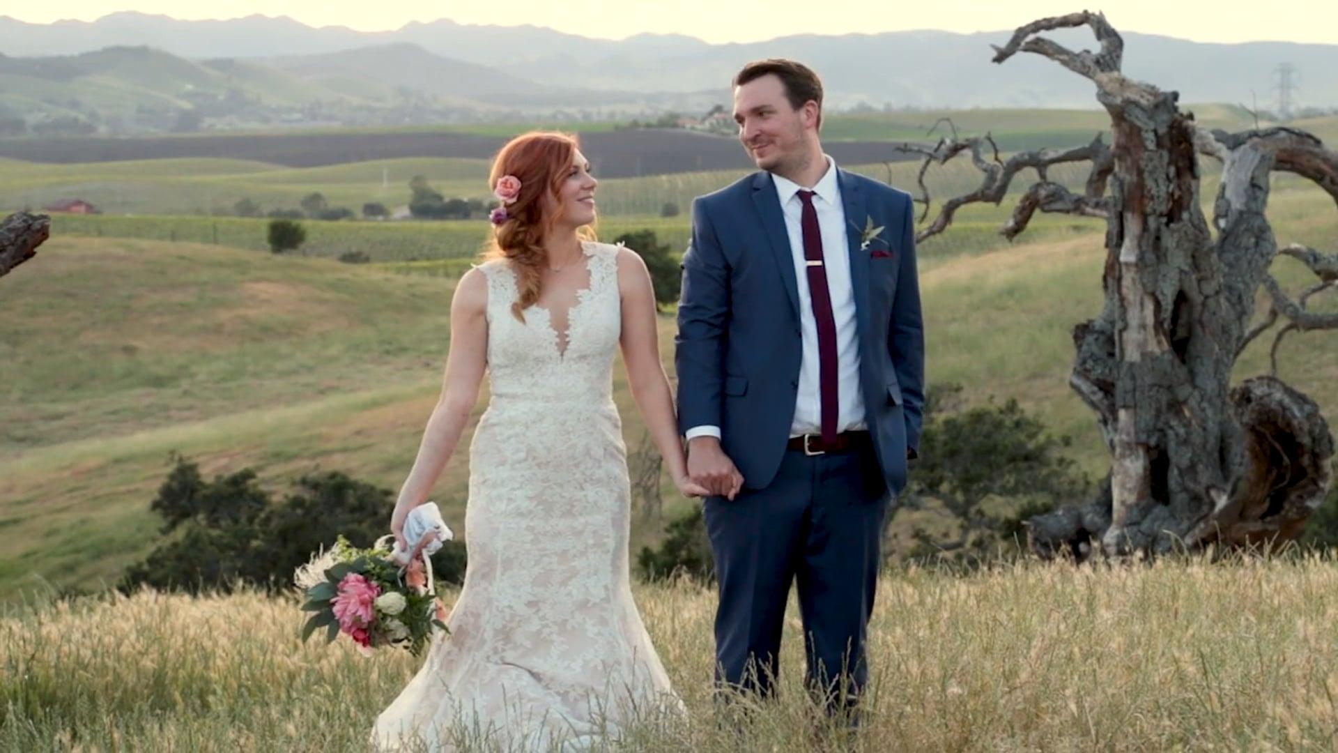 Stephanie + James//Spreafico Farms, San Luis Obispo, CA