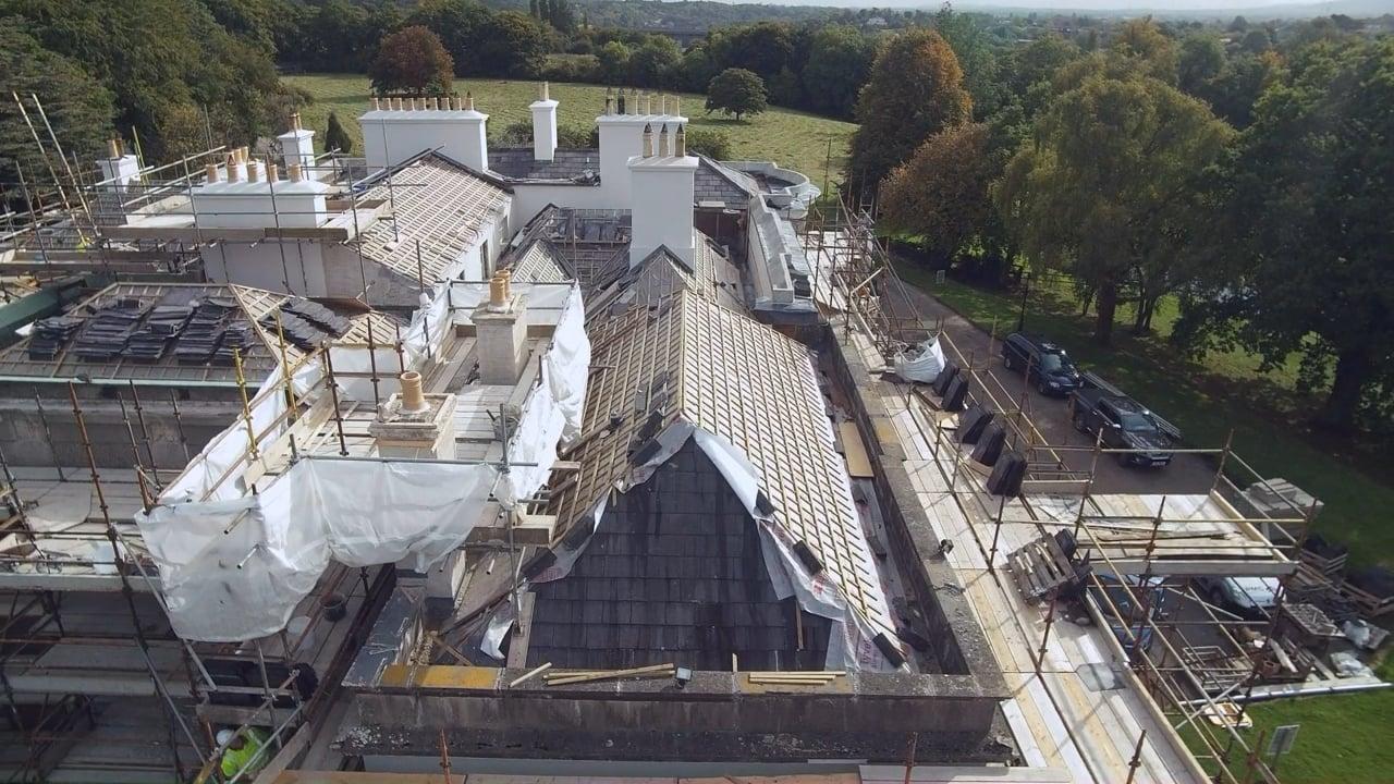 Somerton House, Castleknock 1080p