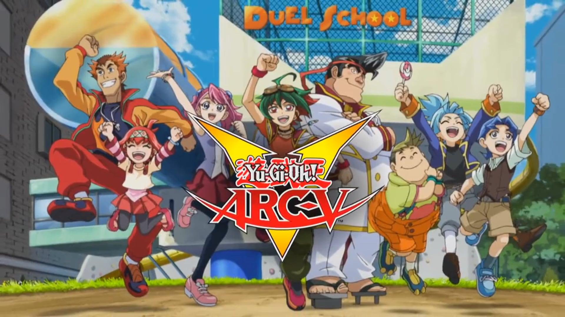 Yu-Gi-Oh! ARC-V Theme 'Can you Feel the Power'