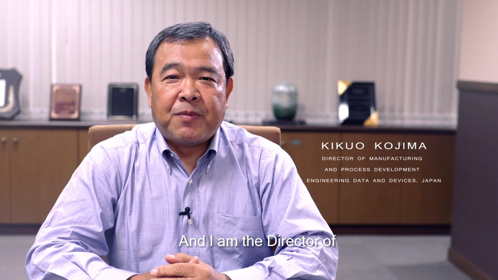 TEchCon 2017 - Kikuo Kojima