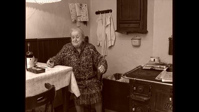 09. Marie på Møllen, 1993. Marie Hansen fortæller til naboen Erhard Grimstad, 17 min