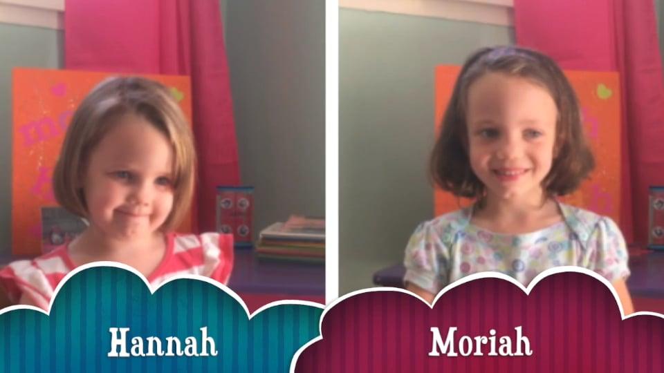 An Interview w/ Moriah & Hannah