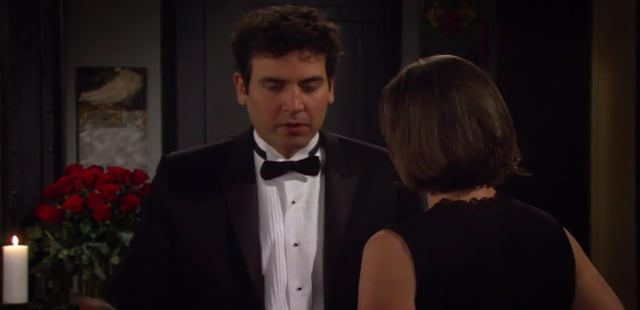 How i met your mother - Saison 08 Episode 5 - Victoria (Ashley Williams)