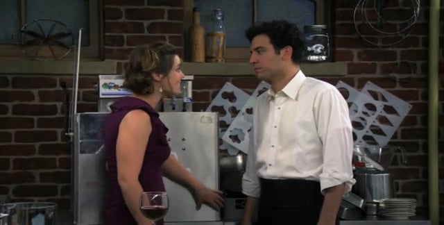How i met your mother - Saison 7 épisode 3 - Victoria (Ashley Williams)