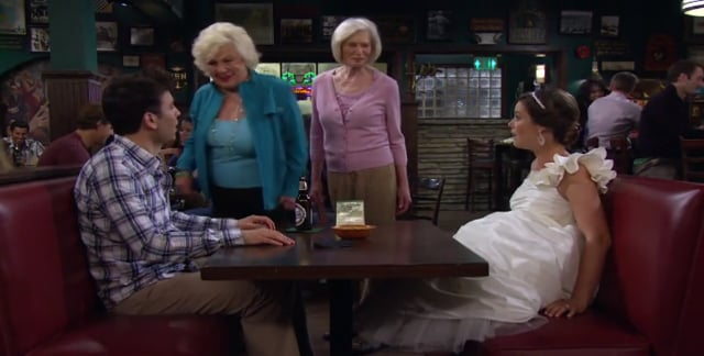 How i met your mother - Saison 07 Episode 24 - Victoria (Ashley Williams)