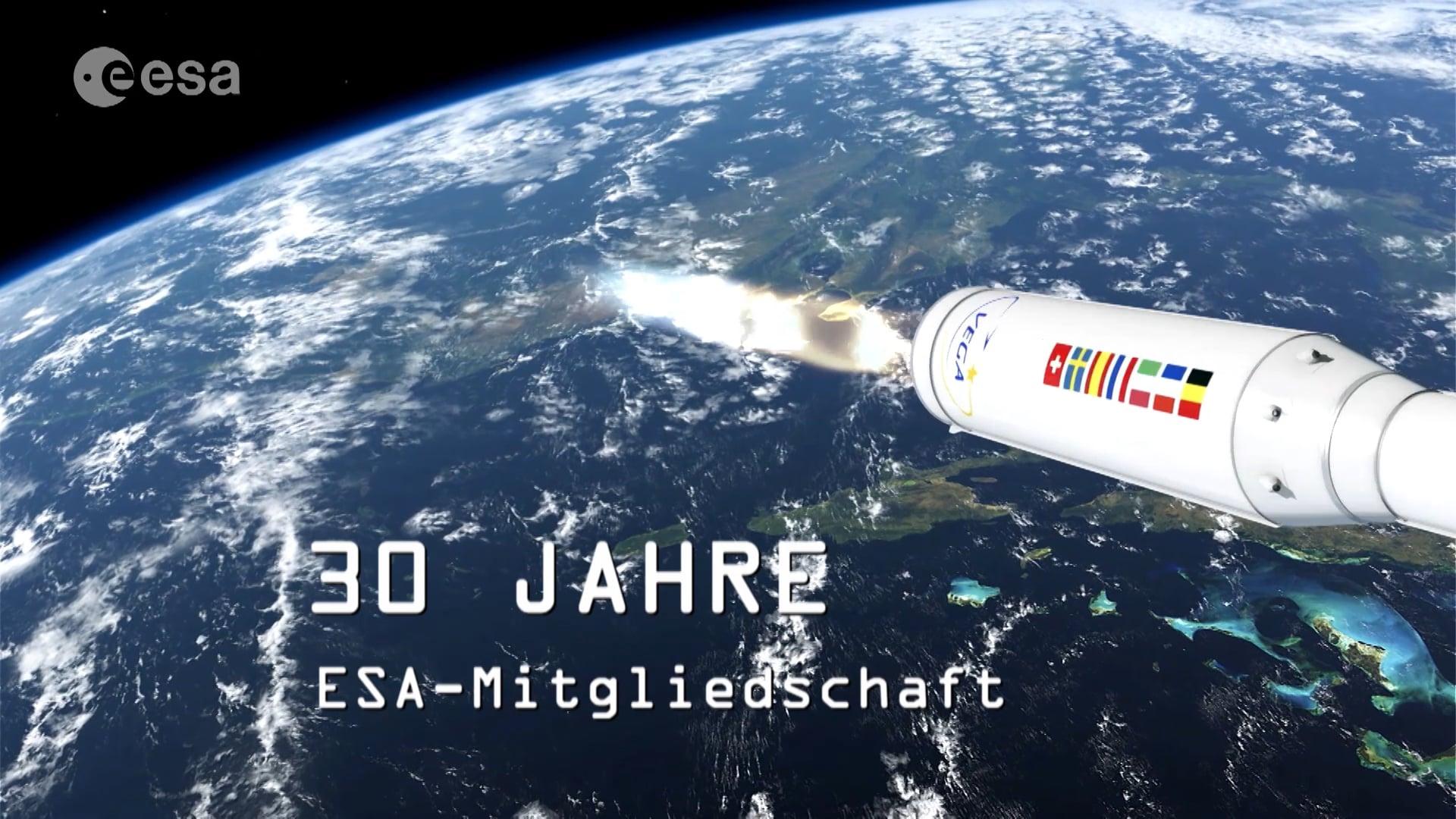 Österreich im Weltraum