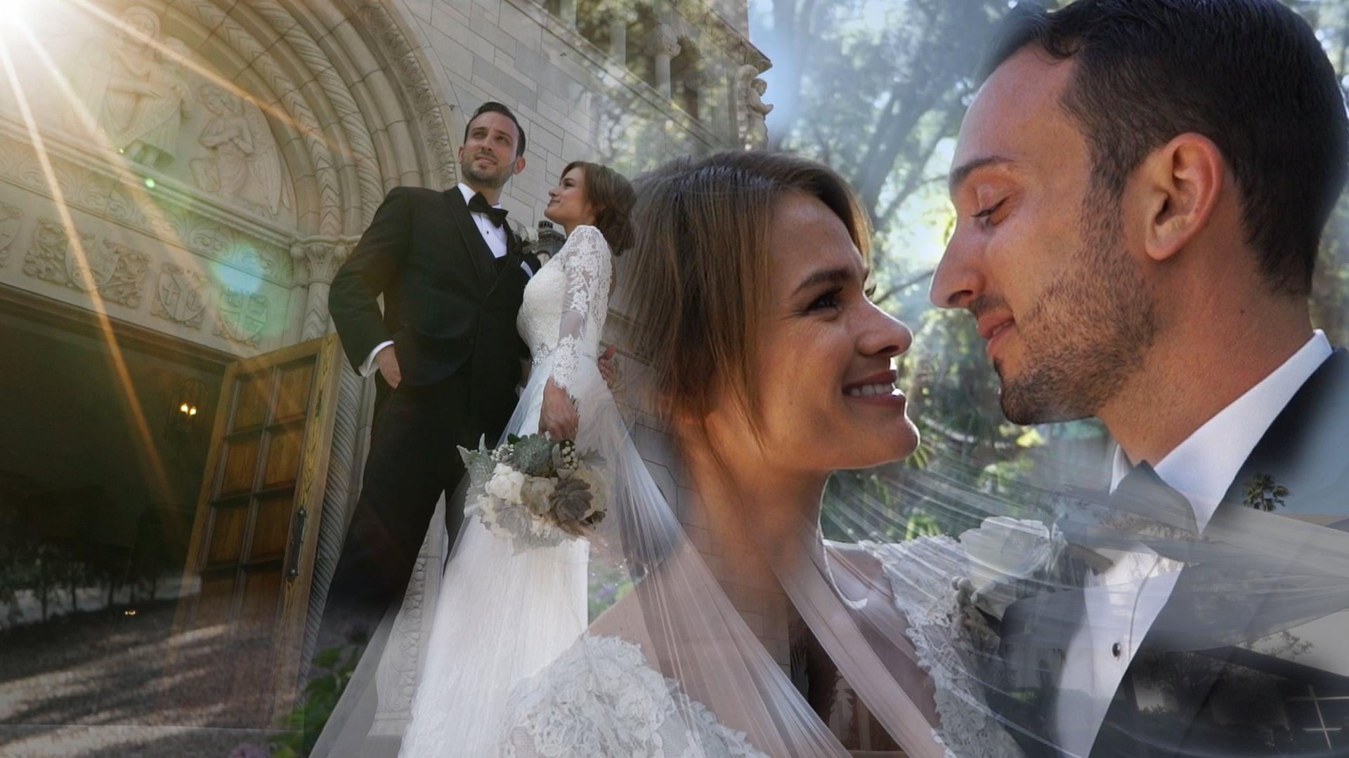 Stephanie and Gian Luca's Wedding Day