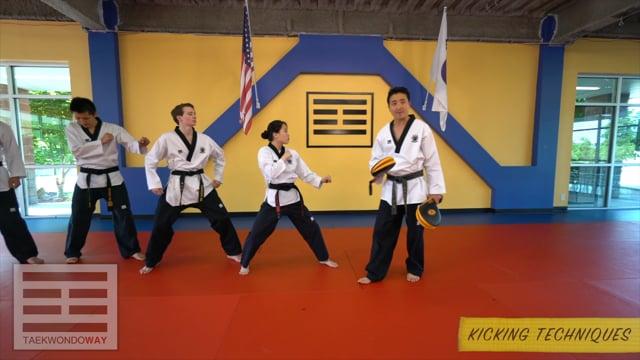 Yellow Belt Kicking Techniques