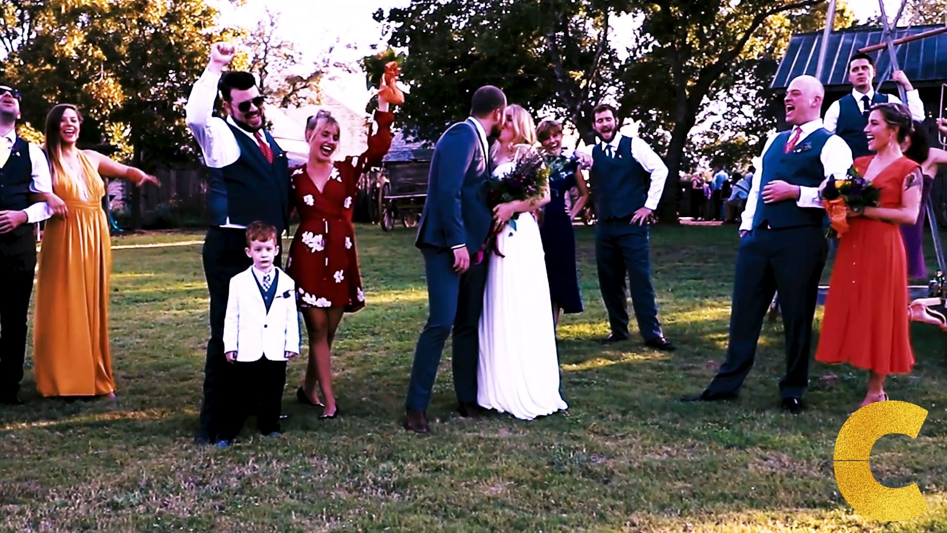 Wedding Social Highlight: 9.30.17
