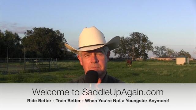Saddle Up Again Introduction