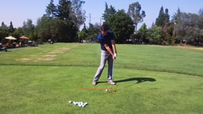 Right Vs Left Shoulder Release For Full Swing