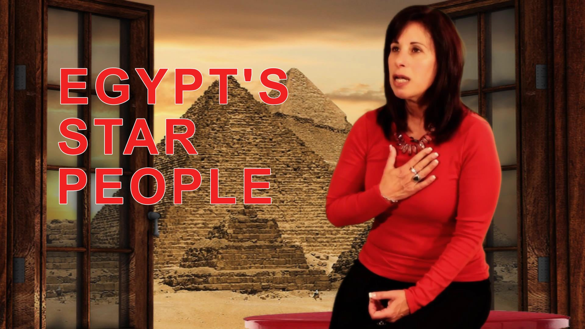 Egypt's Star People
