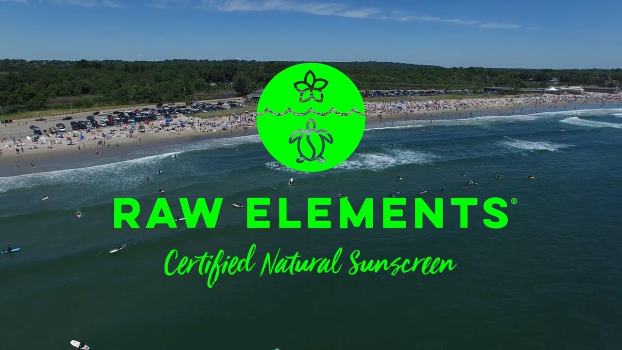 Raw Elements Sunscreen Dispensers Promo Video