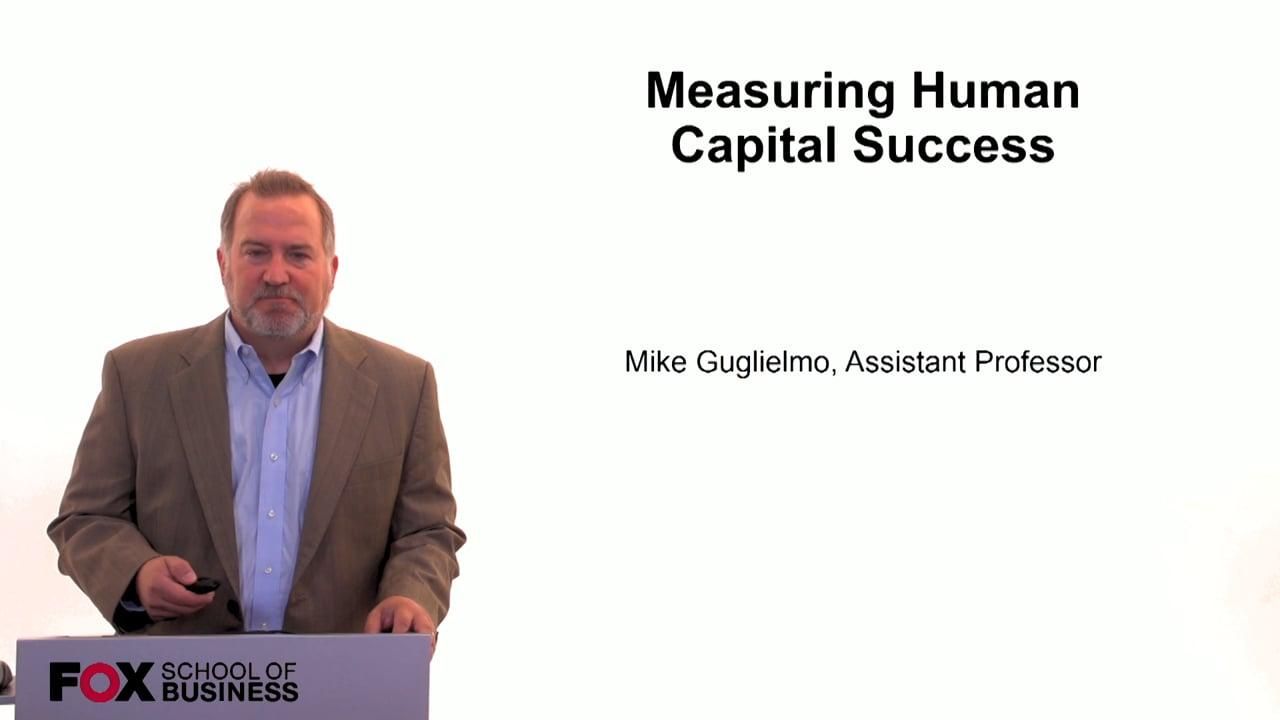 59986Measuring Human Capital Success