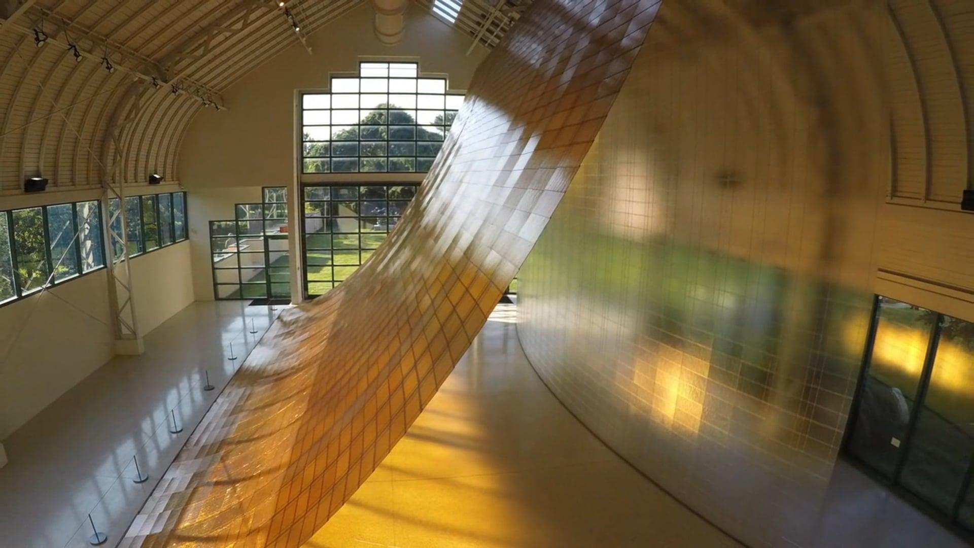 Daniel Clayman: Radiant Landscape at Grounds For Sculpture