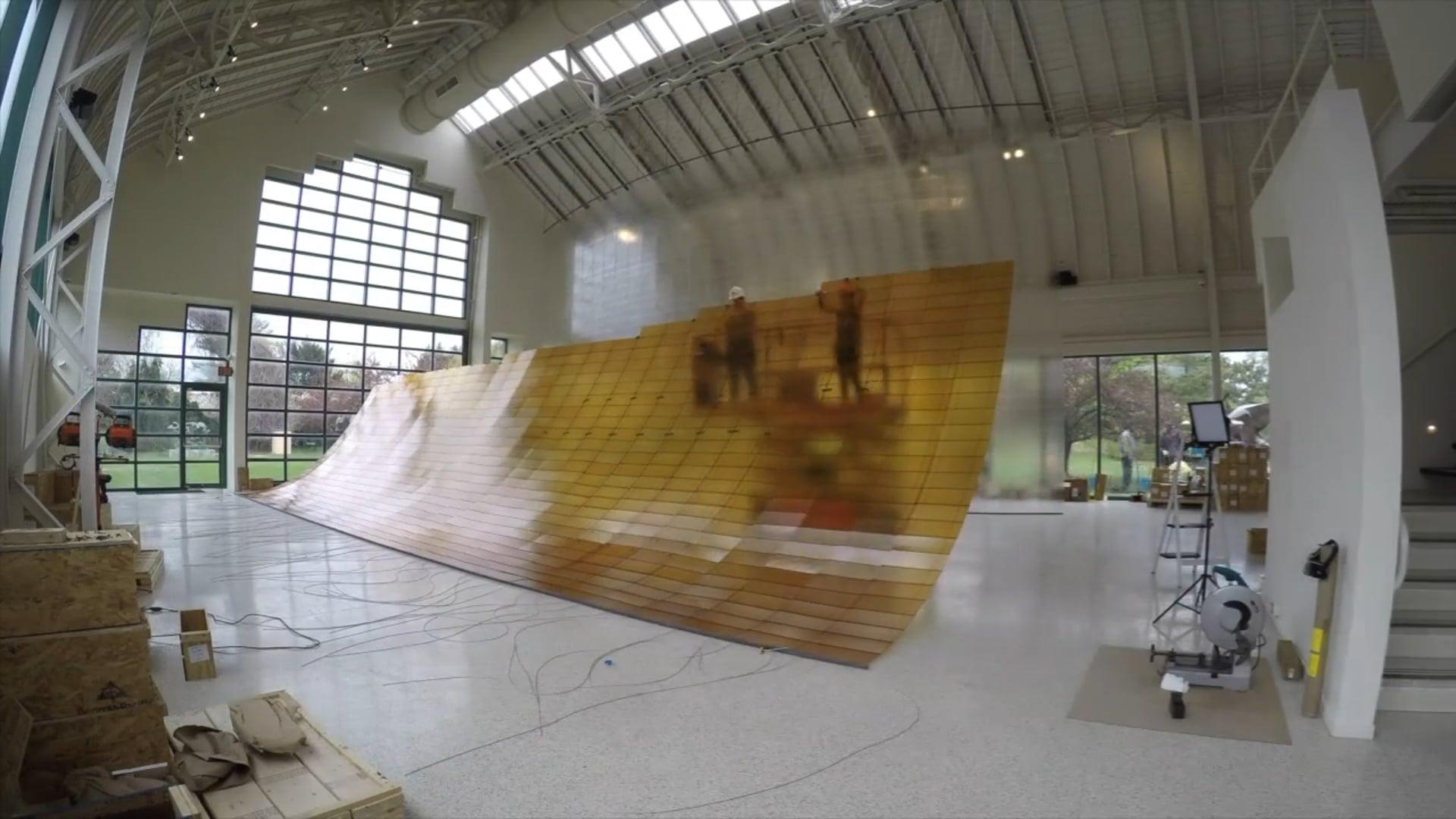 Daniel Clayman: Radiant Landscape Timelapse
