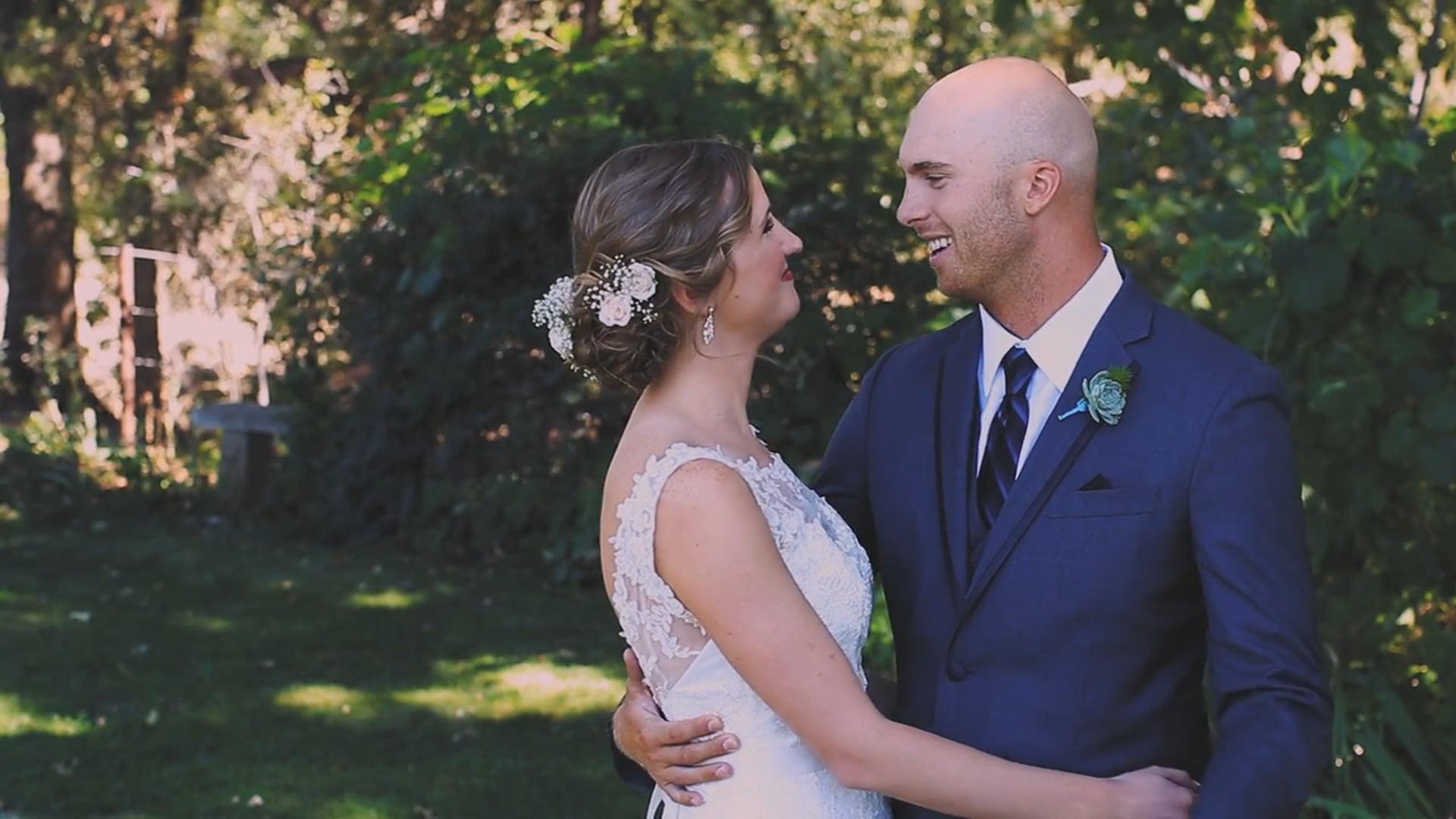 Luke + Kelsey I Wedding Highlight