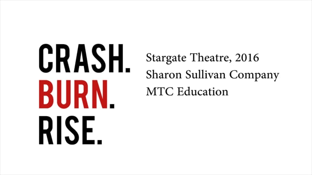Crash. Burn. Rise.